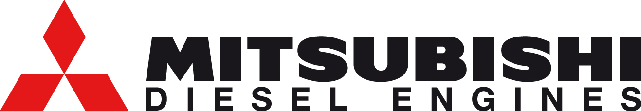 Mitsubishi engines logo